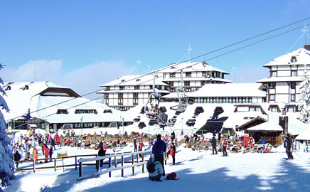 Kopaonik, The biggest mountain of central Serbia