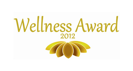 Wellness Award 2012 Kraljevi Čardaci SPA